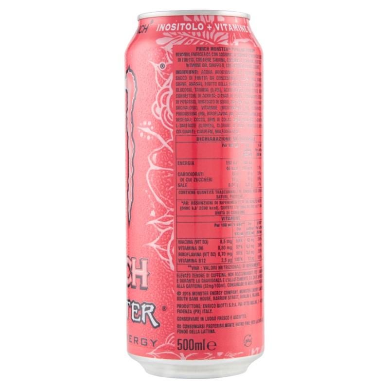 Monster Energy Pipeline Punch - 500 ml
