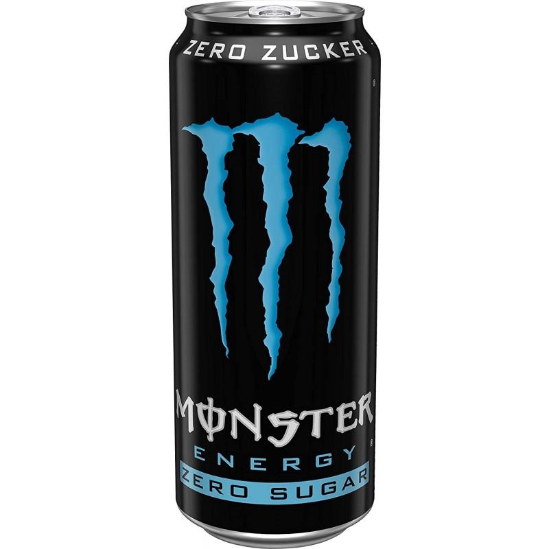 Monster Energy Absolutely Zero 500 ml